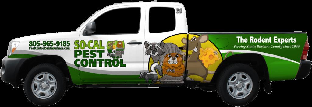 Socal-Pest-Truck